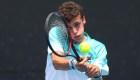 La familia y el desarrollo del tenista Juan Manuel Cerúndolo