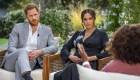 El éxito de la entrevista de Harry y Meghan, en cifras