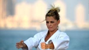 María Dimitrova: El karate también es para las mujeres