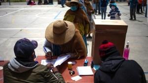 Bolivia regresa a las urnas en elecciones locales