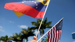 Venezolanos en EE.UU. celebran protección temporal