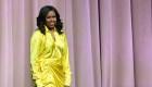 Michelle Obama entra al Salón Nacional de la Fama