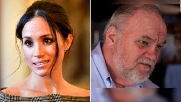 El padre de Meghan opina sobre la realeza británica