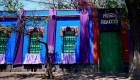 Reabre el museo de Frida Kahlo