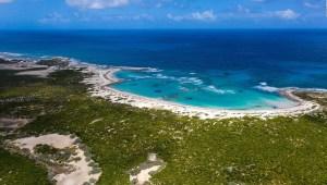 A la venta isla en Bahamas