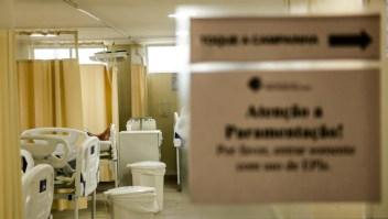 Brasil en el peor momento de la pandemia
