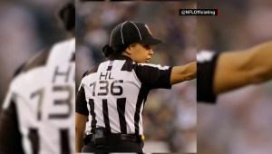 NFL contrata a la primera mujer negra