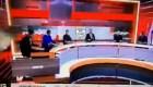 Accidente en vivo en ESPN Colombia