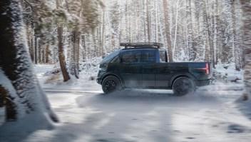 Esta nueva camioneta eléctrica busca competir con Tesla