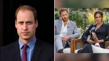 Príncipe William: No somos una familia racista