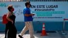 Crecen los casos de covid en Chile pese a la vacunación