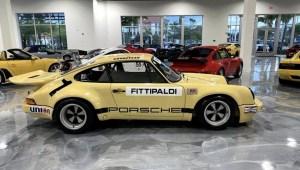 Ponen a la venta Porsche que perteneció a Pablo Escobar