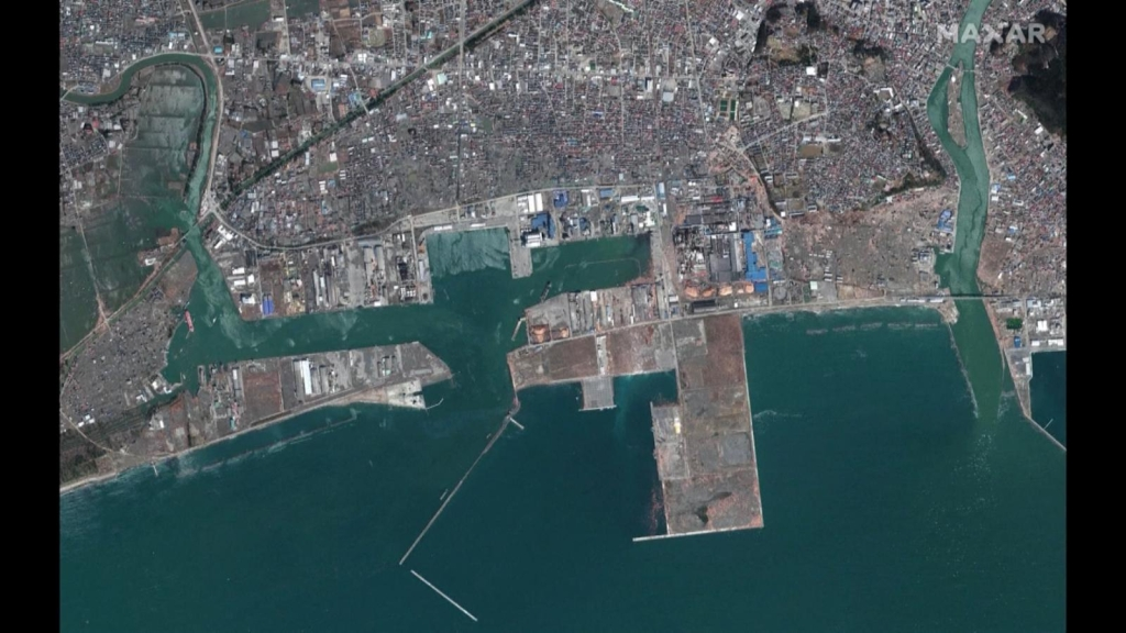 El antes y el después de Fukushima