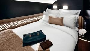 Las mejores camas de avión para viajar en comodidad