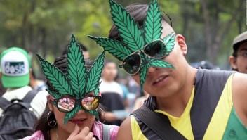 Mexicanos ¿a favor o en contra del uso lúdico de marihuana?