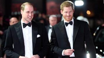 ¿Cómo ha cambiado la relación entre William y Harry?