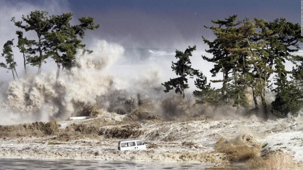 Los tsunamis más mortales del siglo XXI