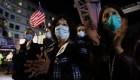 Optimismo frente a la pandemia en EE.UU., según encuesta