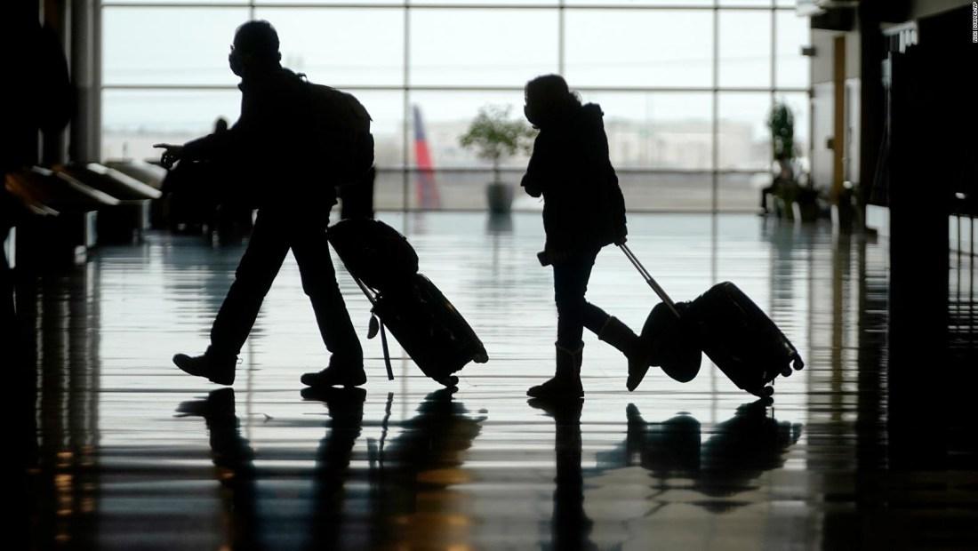 Récord de viajes aéreos en EE.UU.