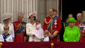 Conoce la línea de sucesión al trono británico