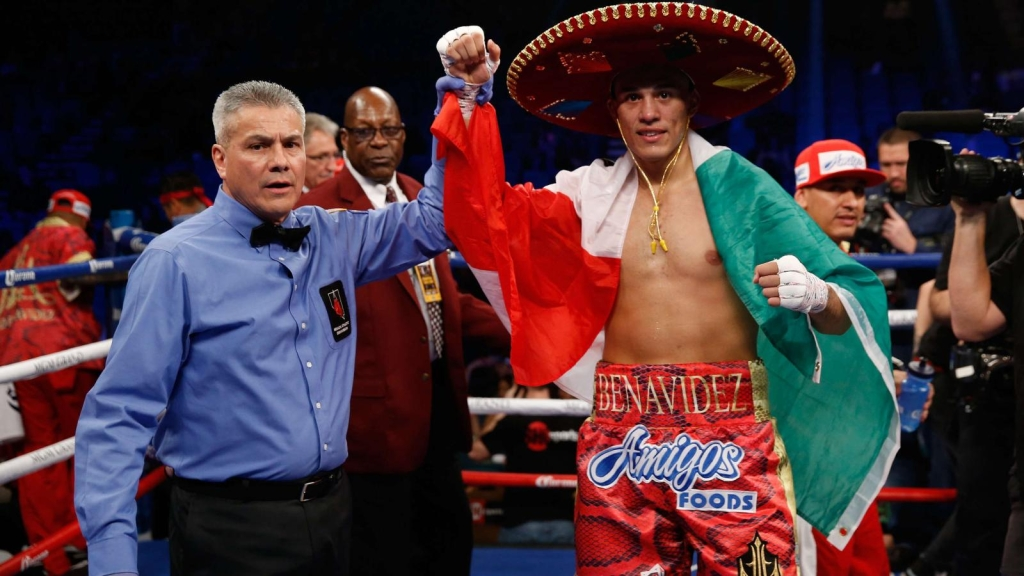 David Benavidez looking to fight again for world title