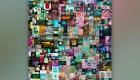 Esta inédita obra digital fue subastada por cifra récord