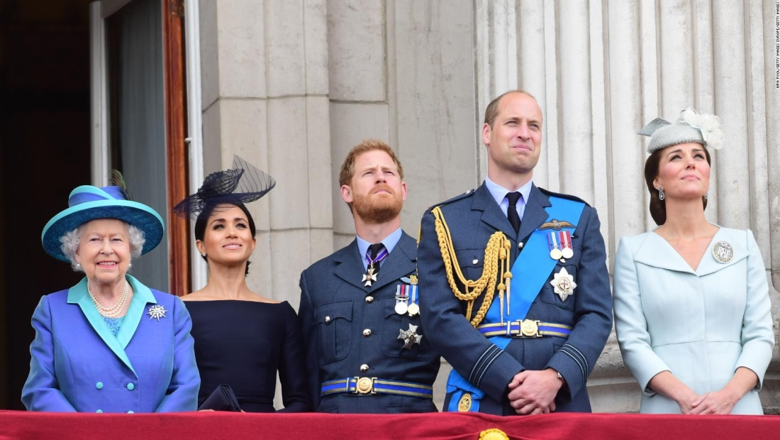 Opiniones a favor y en contra de la monarquía británica en 2021