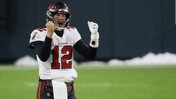 Buccaneers, felices por la extensión de contrato de Brady
