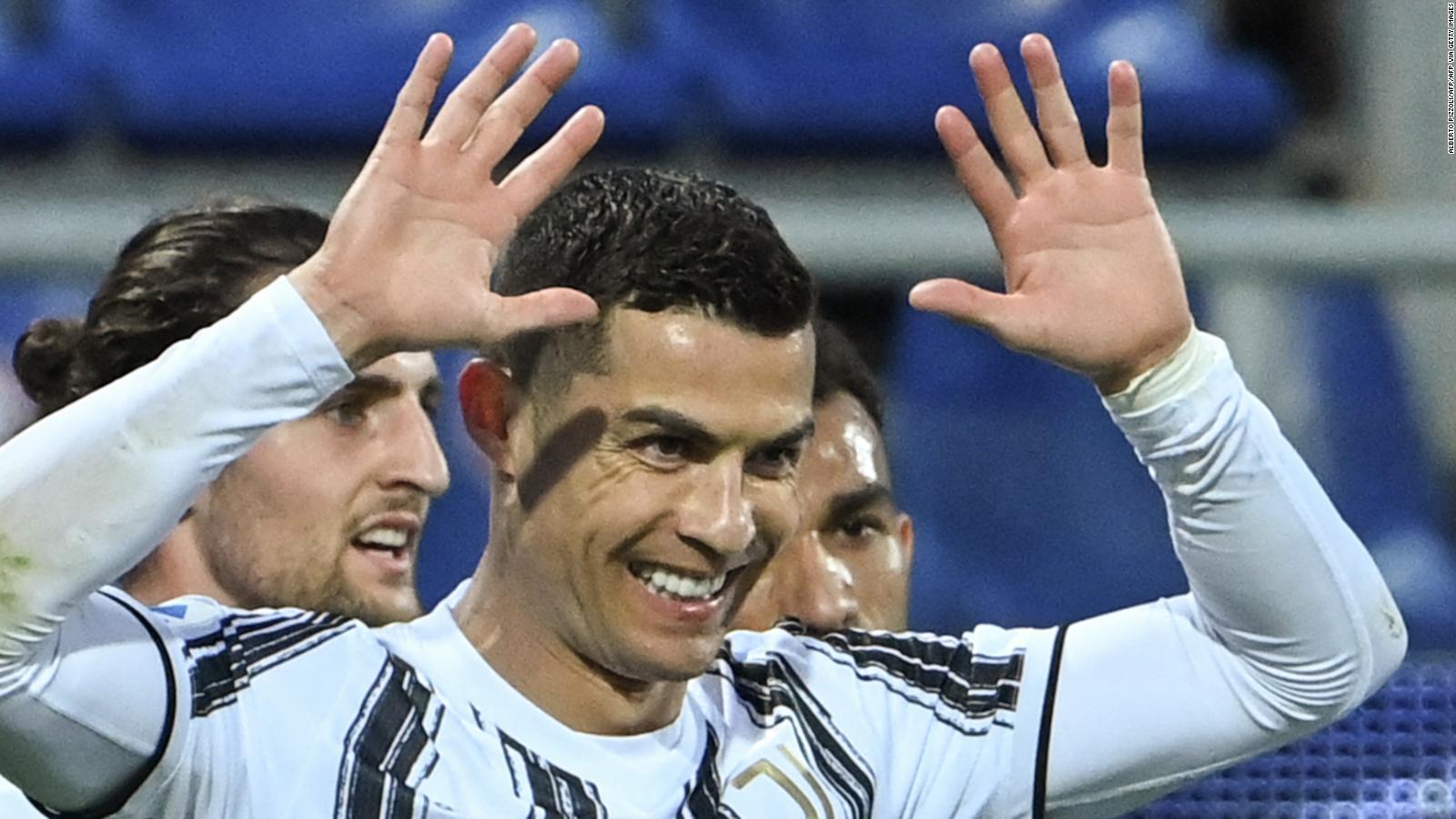 Cristiano Ronaldo se queda, dice directivo de la Juventus