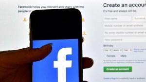 Facebook colabora en plan de vacunación