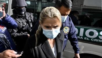 ¿Se puede acusar a Jeanine Áñez de golpe de Estado?