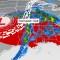 Amenaza de tornados y clima severo para el sur de EE.UU.