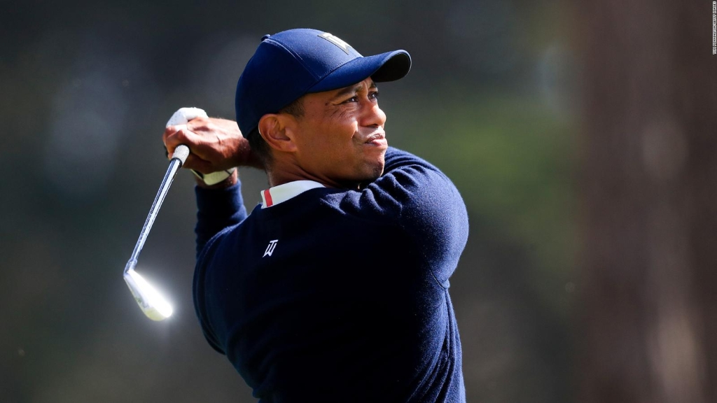Tiger Woods regresa al golf, en un videojuego