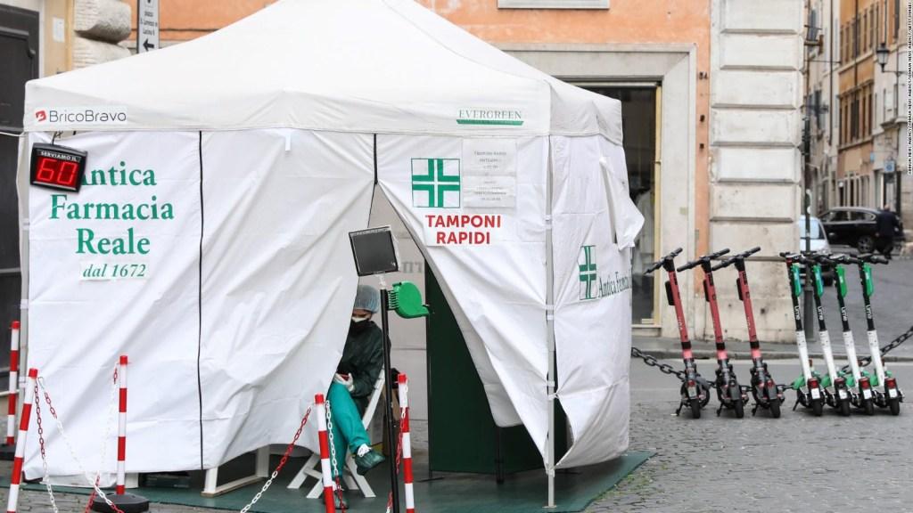 Reacciones en Italia ante nuevas restricciones