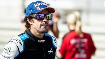 Fernando Alonso, motivado en su retorno a la F1