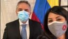 Ingeniera colombiana de la NASA recibe Orden de Boyacá