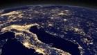 Así se ven las ciudades de noche desde el espacio