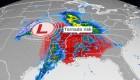 Alto riesgo de tornados en el sur de EE.UU.