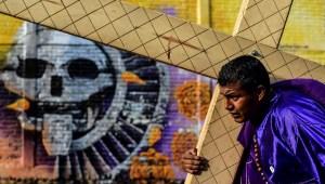 Viacrucis en Iztapalapa será virtual de nuevo