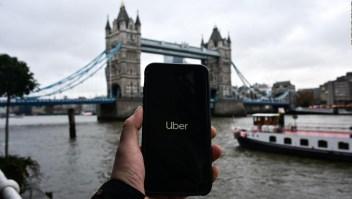 Conductores de Uber en Reino Unido tendrán pensiones