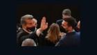 Laporta ofrece la continuidad a Messi en su presentación