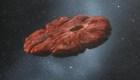 Oumuamua sería fragmento de un planeta, según estudio
