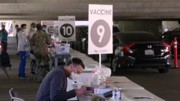 California emprende medidas para agilizar la vacunación