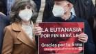 Así es el proceso para acceder a la eutanasia en España