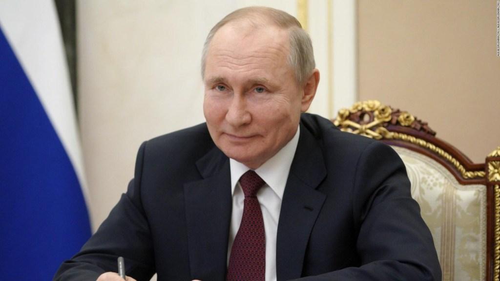 Rusia responde a las duras declaraciones de Biden