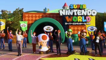 Super Nintendo World: el nuevo parque de diversiones