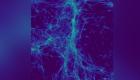"""Mira la """"red cósmica"""" donde se forman galaxias"""