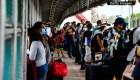 Trump y covid frenaron migración a EE.UU., dice experto
