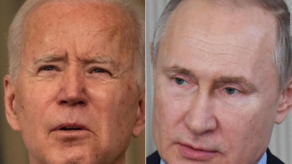 Putin le responde a Biden luego de fuerte declaración