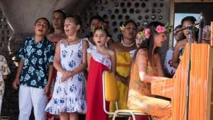 Esta escuela de música da oportunidades en isla remota